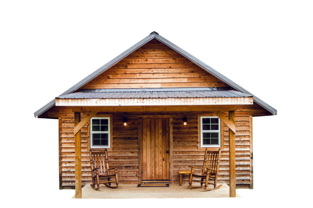 Cabin Wooden Cottage House  - jean52Photosstock / Pixabay